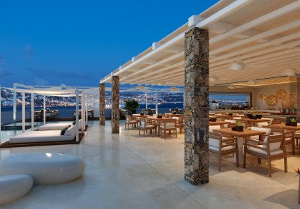 Once in Mykonos: The most promising opening of 2021 managed by Trésor Hospitality