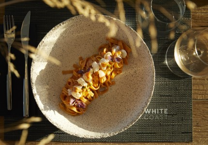 Vogue Greece pays tribute to the new exciting Bianco Drinks & Gastronomy of White Coast Pool Suites