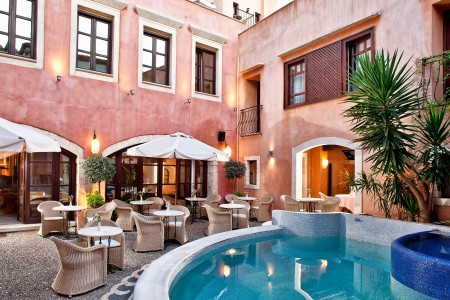 RIMONDI BOUTIQUE HOTEL - RETHYMNO
