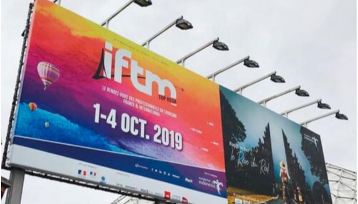 Η συμμετοχή τηςTrésor Hospitality στην Γαλλική Top Resa 2019