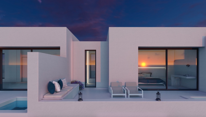 White Coast: We introduce you to Milos' new paradise where time stops and moments are created