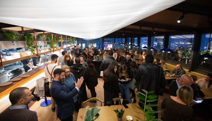 Το Editor Athens Hotel υποδέχεται Tour Operators στο Roof Top εστιατόριο Stories Urban Bistronomy