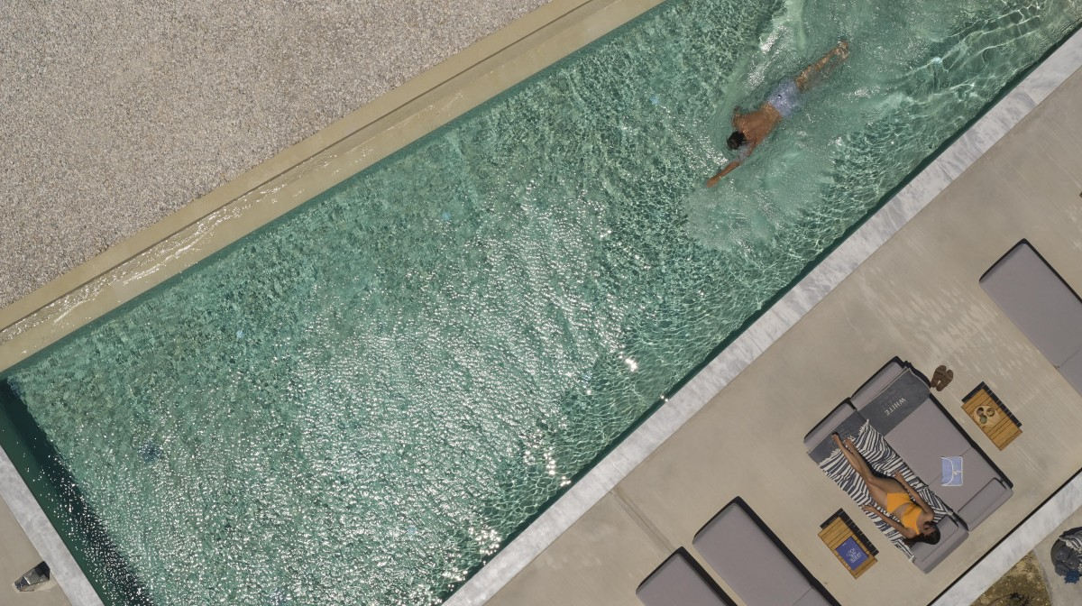 White Coast Pool Suites: A hotel brand with heart